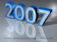 Résolutions pour 2007