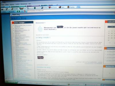 W & M's blog