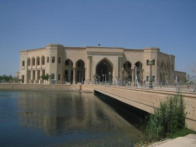 Faites du tourisme en Iraq!