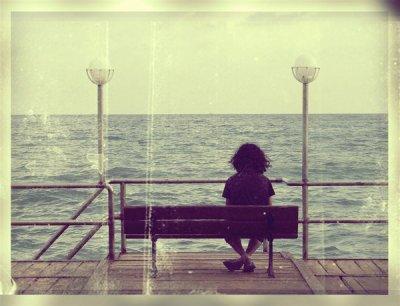Depuis que je suis loin de toi, j'suis comme loin de moi