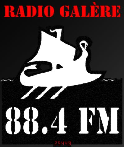 Passage sur Radio Galère 88.4 FM