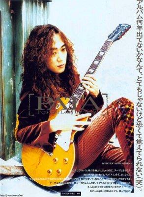 a la guitare Pata