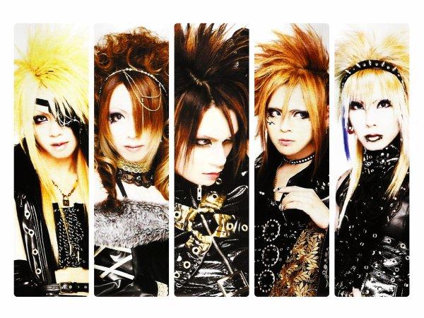 Alor le prochain groupe sera Dio - Distraught Overlord