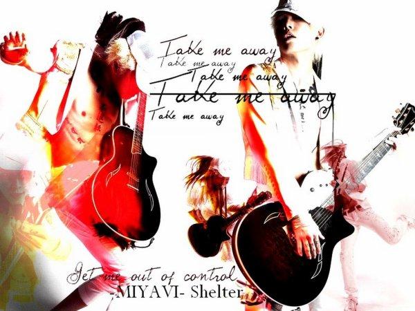 le prochain sa sera Miyavi un guitariste
