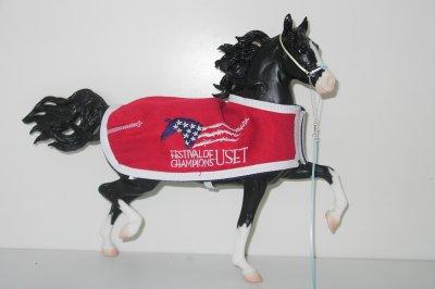 Création du blog collection breyer haras chevaux d'orient