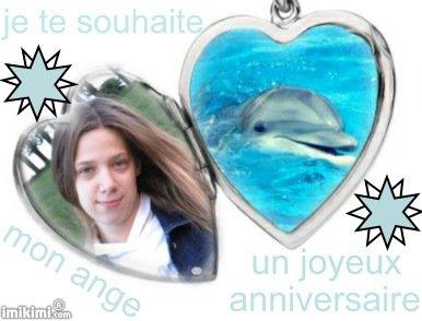 joyeux anniversaire mon ange je t'aime très très très fort