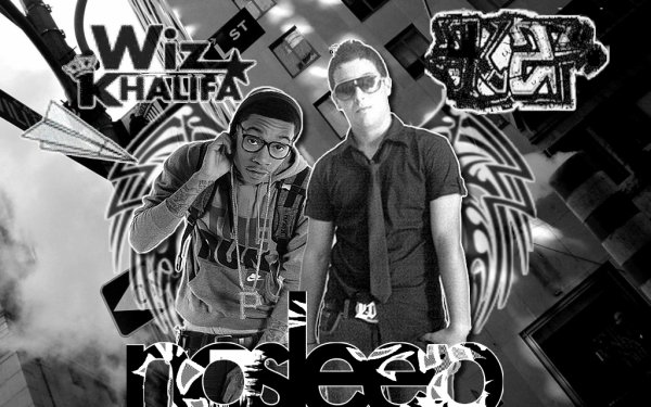 King.ShoK / K.s Ft Wiz Khalifa - No SLeep (2012)