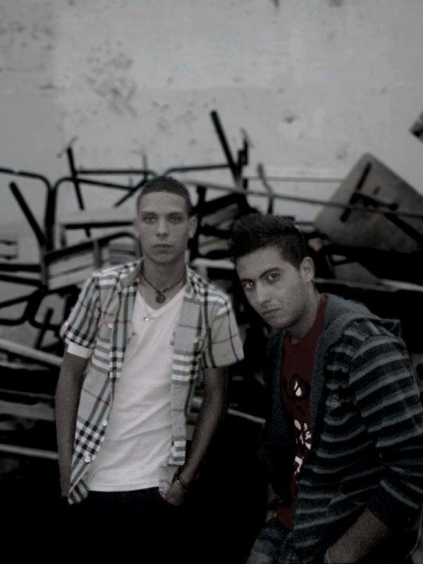 Hipstorm / Hipstorm K.s FT rasta Flow - Masghar Rahet Ghalet (2013)