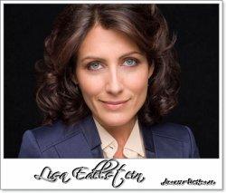 # - Lisa Edelstein, c'est elle ..