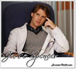 # -  Jesse Spencer, c'est lui ..