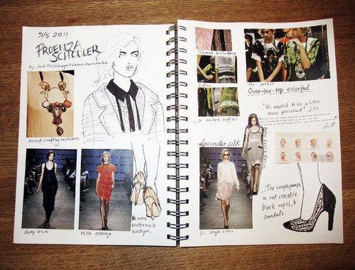 Cahier d'idées, d'influences...