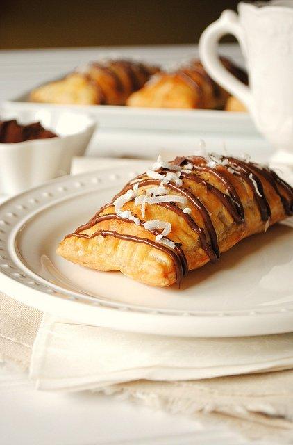 Feuilletés Nutella-Marshmallows