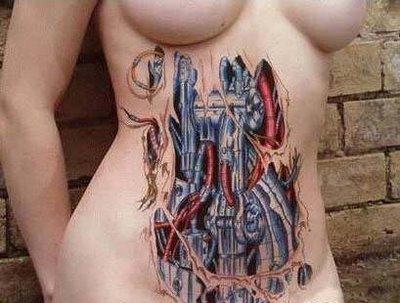 Les styles de tatouages #1