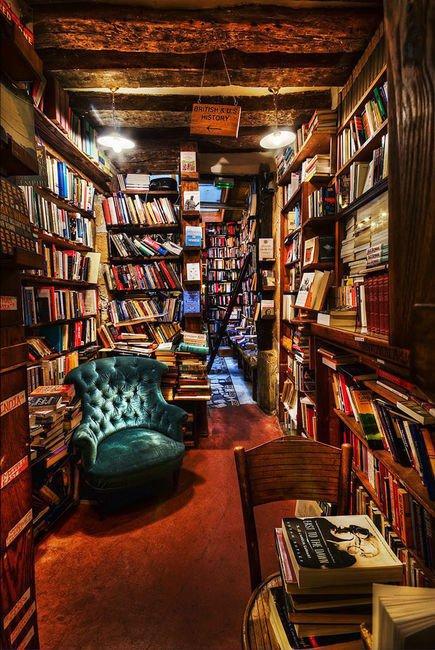 Quelques endroits où lire