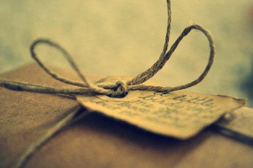 Idée cadeau: la boîte à surprises