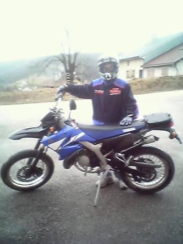 les moto 50cc