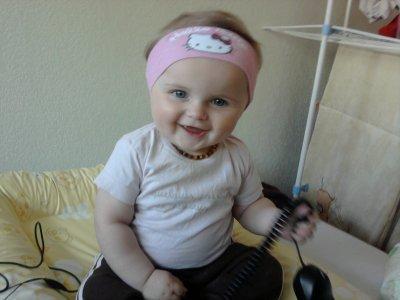 ma fille Lindsay <3