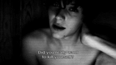 """""""Suicidaire"""""""