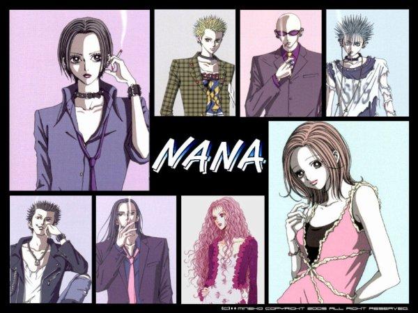 NANA ( forte en émotions )