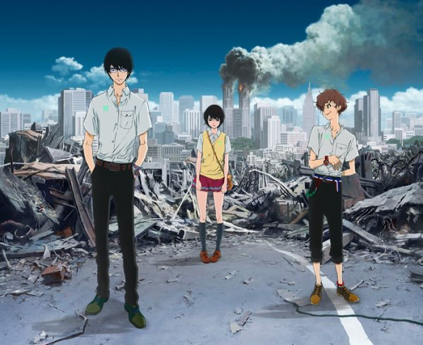 Zankyou No Terror ( Terror in résonance)