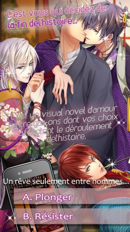 jeux en ligne yaoi