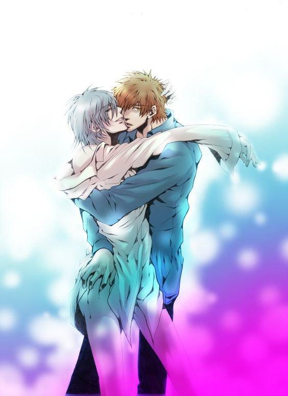 couples yaoi (  Partie 2)