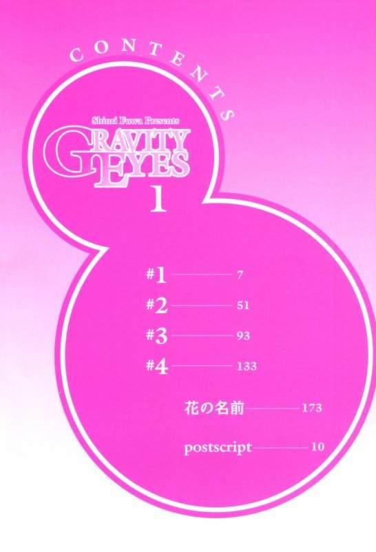 Gravity Eyes CHAPITRE 1