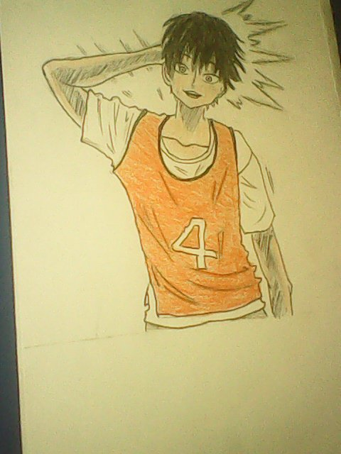 Dessins Haikyuu