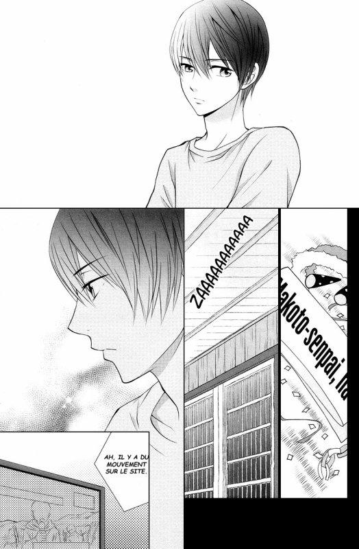 [ Natsuo Kume] dj Free ! Dans une nuit orageuse..