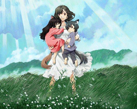 Les enfants loup (Ookami Kodomo no Ame to Yuki)