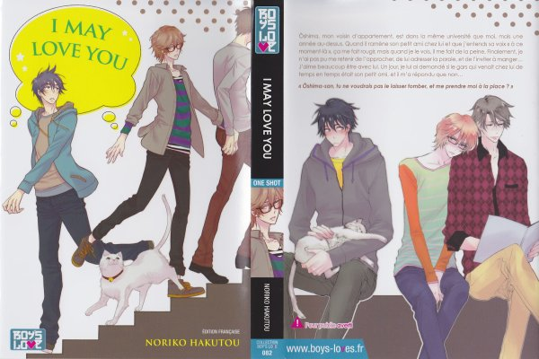 I may love you CHAPITRE 1