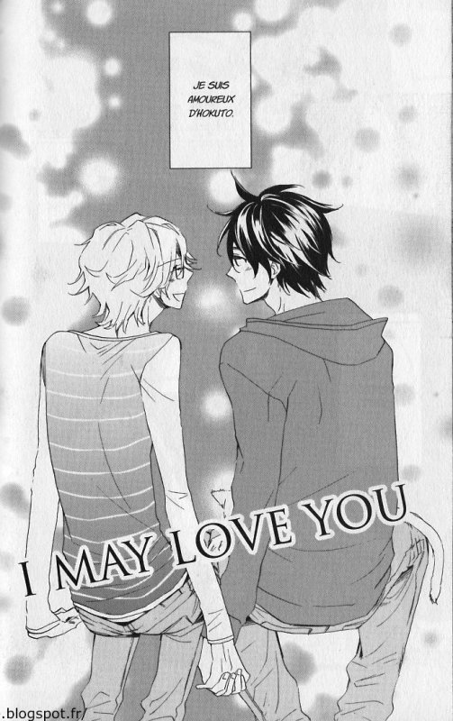 I may love you CHAPITRE 4