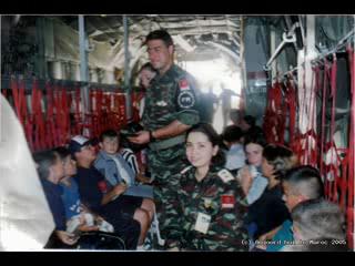 service de santé militaire des fars dans une mission de paix