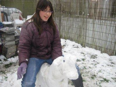 bonne de neige NON !!!