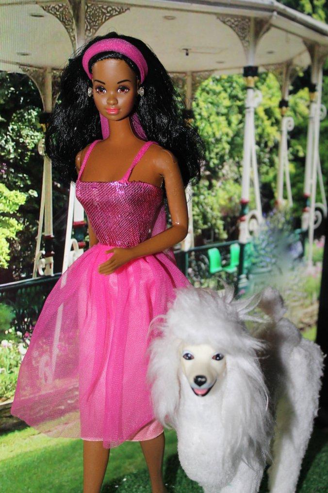 Articles de catinette57 tagg s barbie noire mon blog de poup es - Barbie et son chien ...