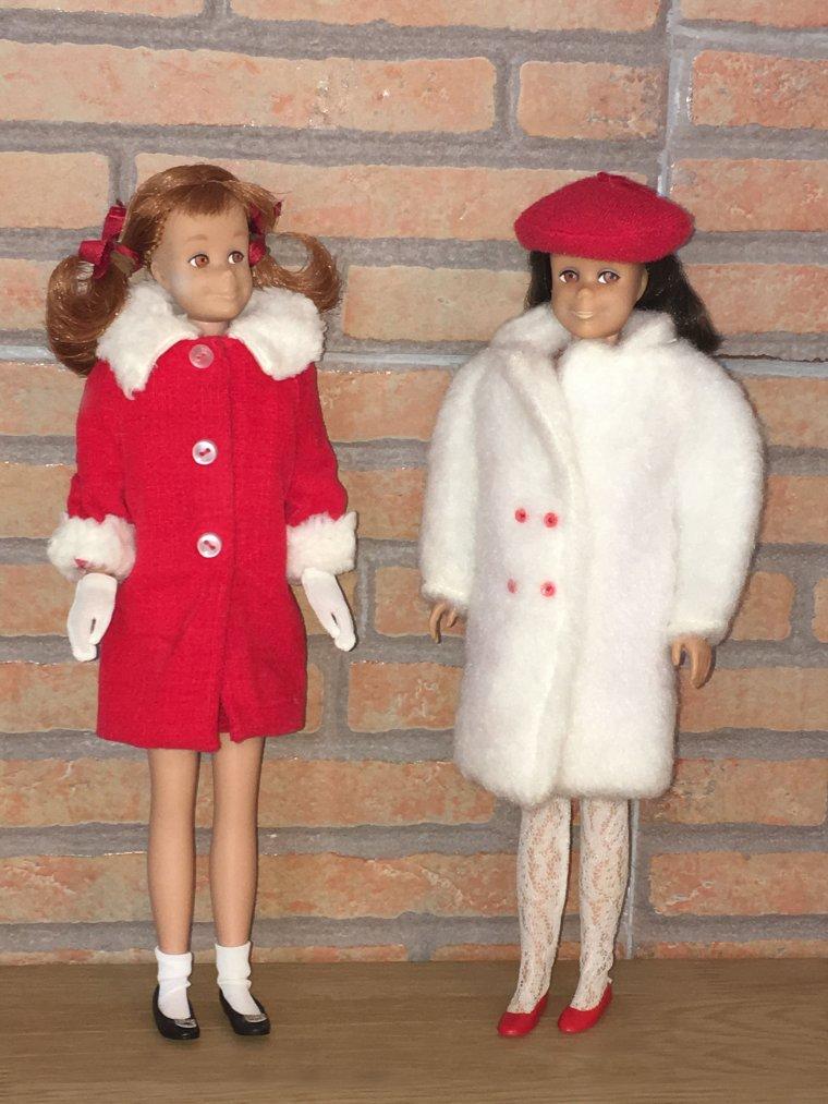 les tenues d 39 hiver de skipper mon blog de poup es. Black Bedroom Furniture Sets. Home Design Ideas