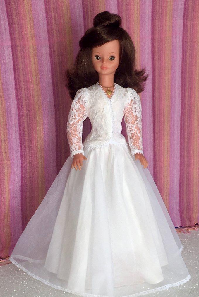 Cathie Mariée Poupées Robe Blog 1980Mon De rdxEBWeQCo