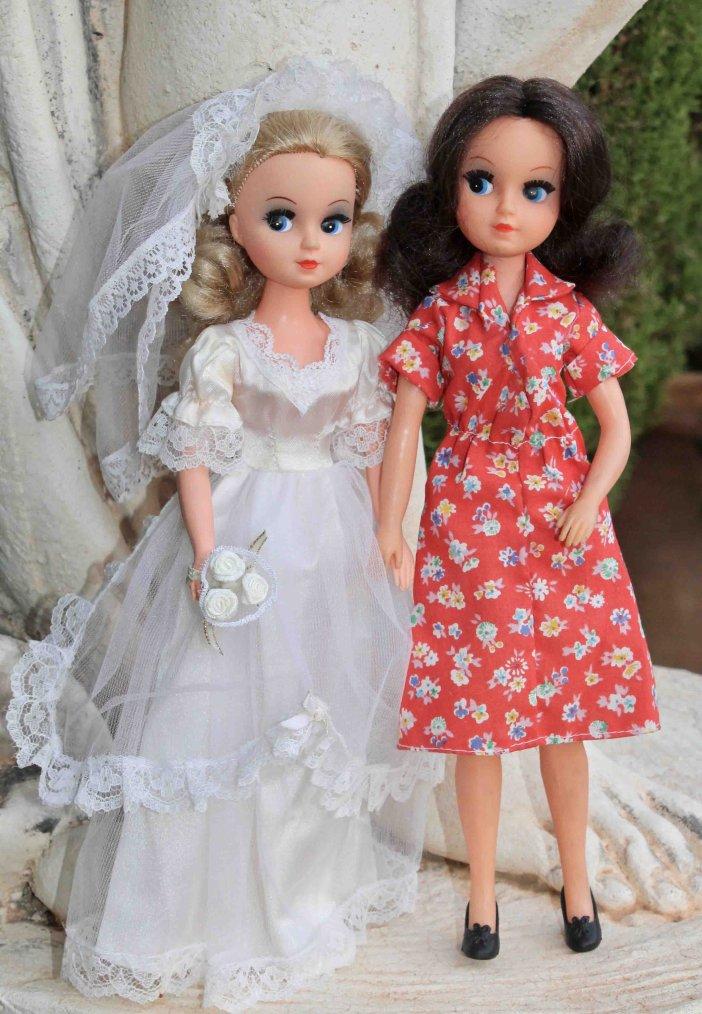 FLEUR BRIDES HAPPINESS DE 1980'