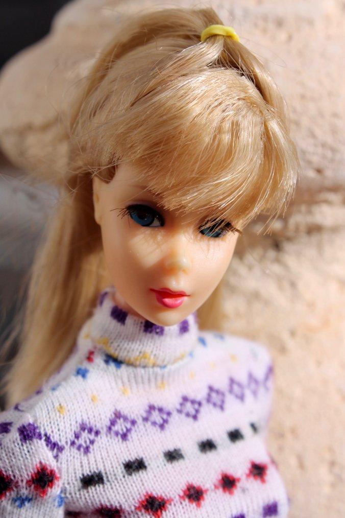 BARBIE THE SHORT SET #3481 DE 1972