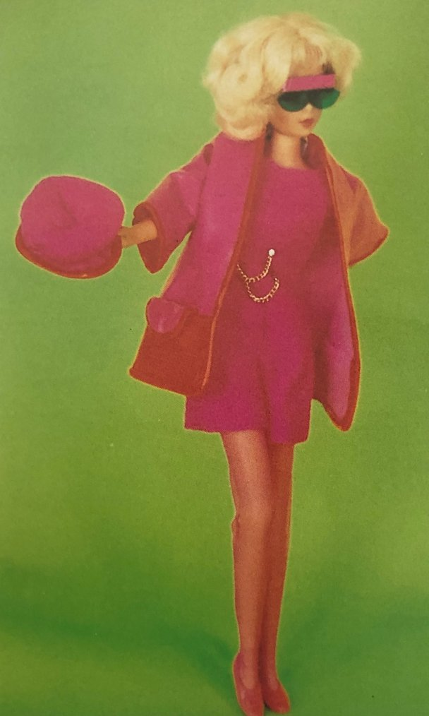 FRANCIE #1231  PINK LIGHTNING (1969-1970)