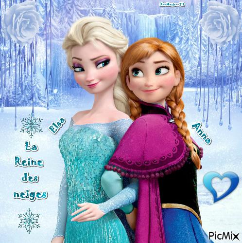 Frozen/La Reine des neiges