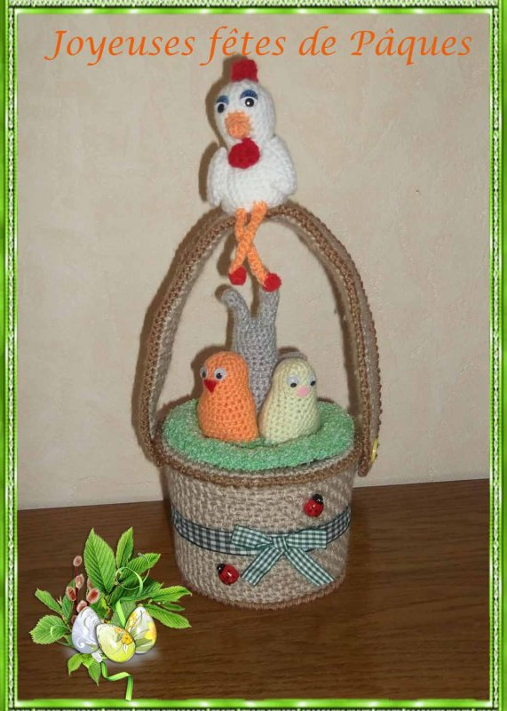 Je vous souhaite de passer de Joyeuses fêtes de Pâques !