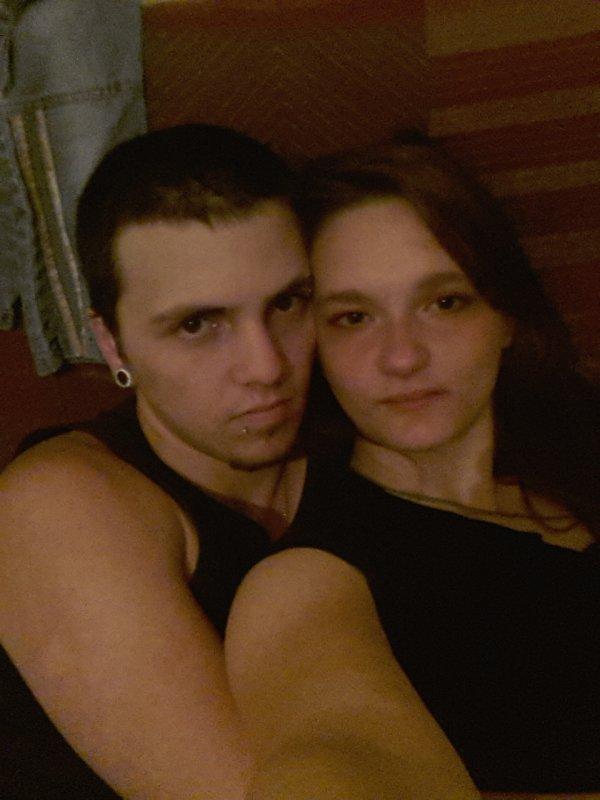Moi et mon homme 💜