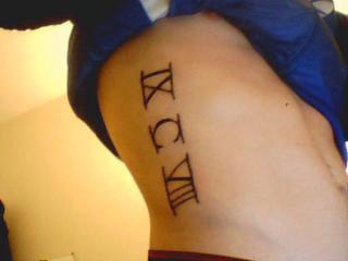 nouvo tatouage ail sa piik mdrrr