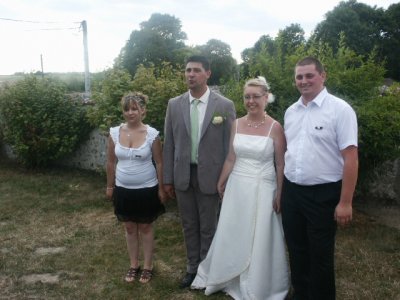 un super mariage inoubliable