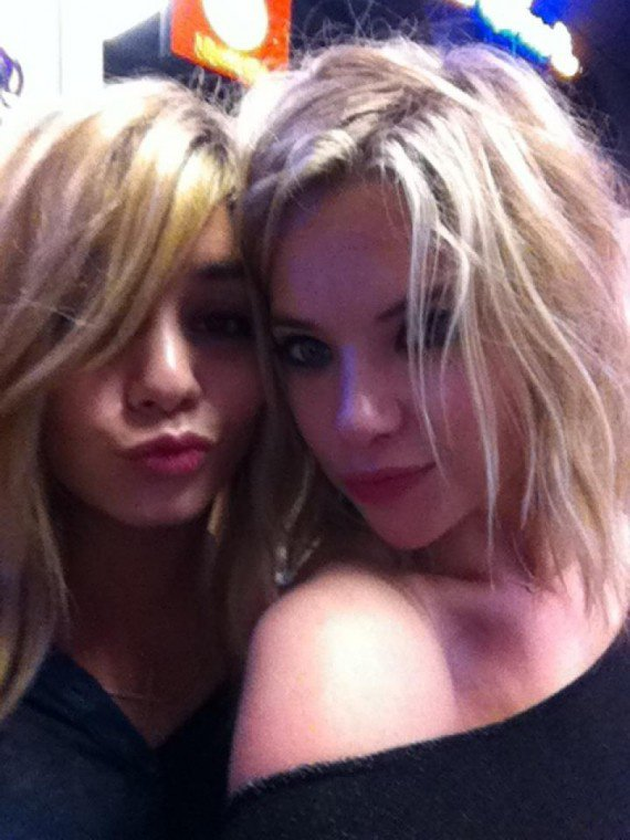 ashley et vanessa