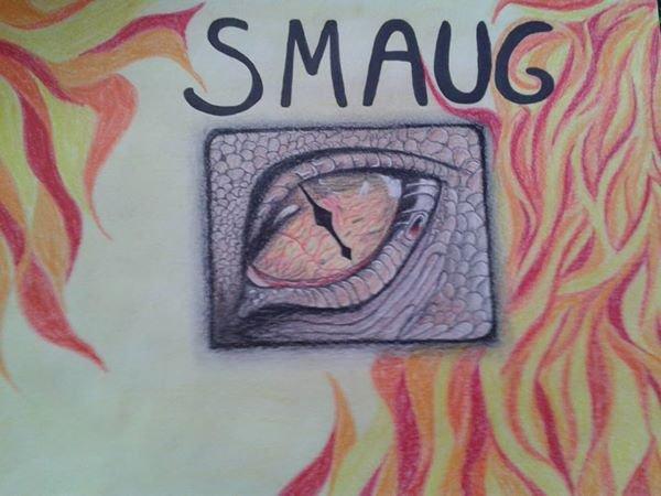L'oeil de Smaug