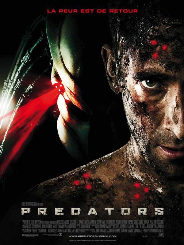 Bon film j'adore... voici le résumé :Une escouade de commandos doit faire face à une mystérieuse race de monstres hostiles...