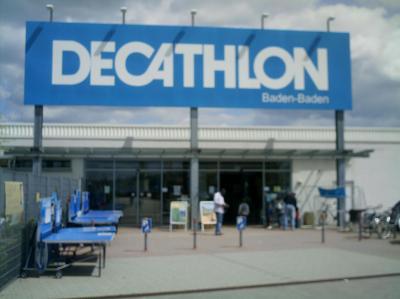decathlon baden