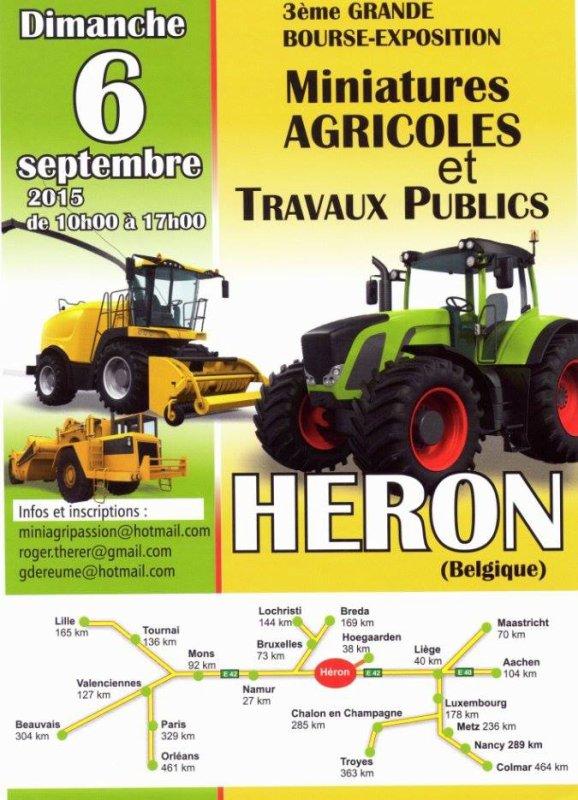 EXPO HERON (belgique)